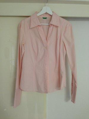 Benetton Long Sleeve Blouse pink-light pink