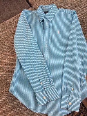 Ralph Lauren Sport Long Sleeve Shirt azure-white