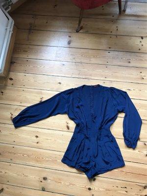Topshop Jumpsuit blue