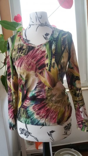 Public Batik Shirt multicolored cotton