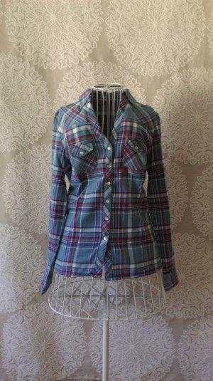 Langärmliches Baumwollhemd