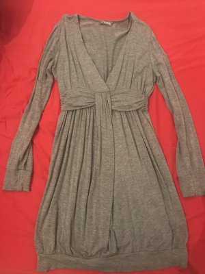 Sweat Dress grey