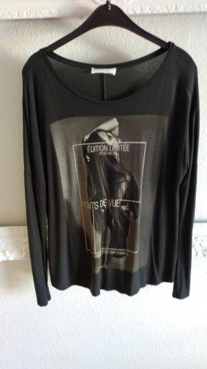 langärmliges Shirt von Zara, Gr M