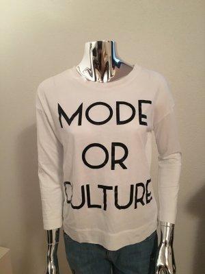 Langärmliges Shirt von Zara S