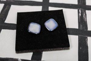 langani Ohrclips Blau