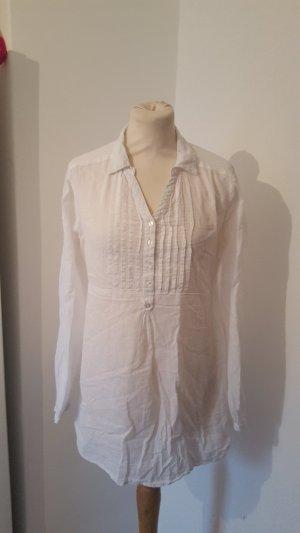 Blusa-camisa blanco
