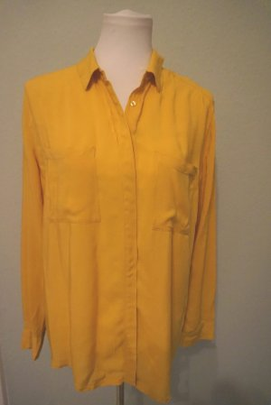 Langarm-Bluse in Gr. L