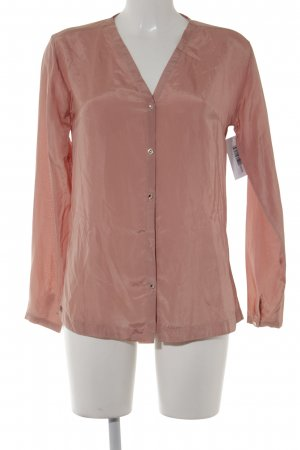 Langarm-Bluse lachs Casual-Look