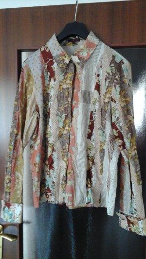 Langarm Bluse von Kenzo Paris gr46