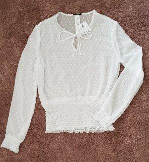 Langarm-Bluse von Tezenis