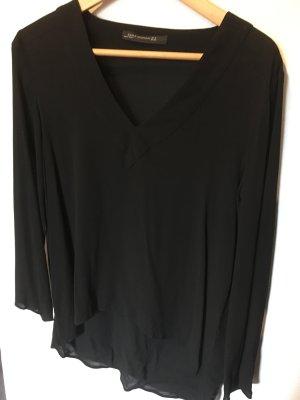 Langarm Bluse von Zara