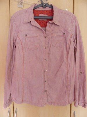 Langarm Blusenhemd