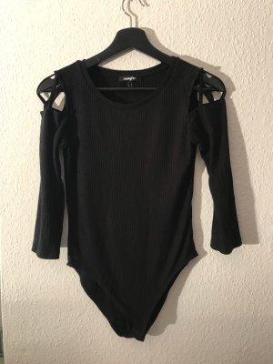 Jennyfer Chemise côtelée noir