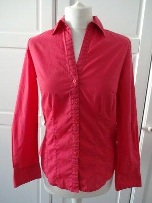 langarm Hemd tailliert