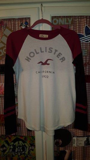 Langarm Hollister T-shirt