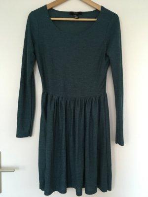 Langarm Kleid von Forever 21 in Größe S