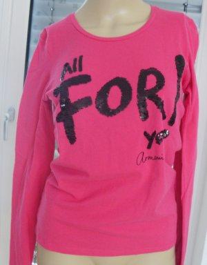Armani Jeans Longesleeve roze