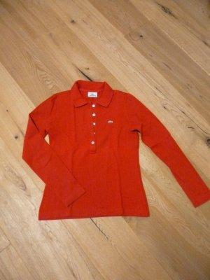 langarm Poloshirt von Lacoste