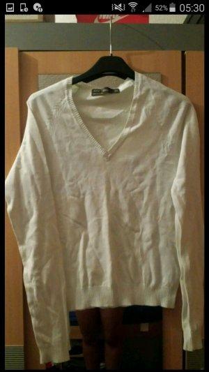 Langarm Pullover shirt basic von zara