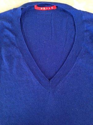 Langarm Pullover von Prada