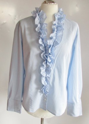 Gerry Weber Ruffled Blouse multicolored cotton