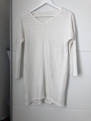 Camicia lunga bianco