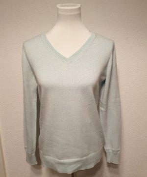 Lang shirt lichtgroen Katoen