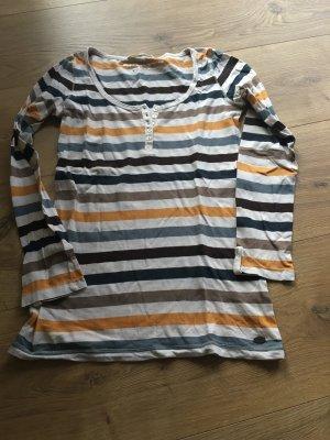 Tom Tailor Denim Camisa larga multicolor