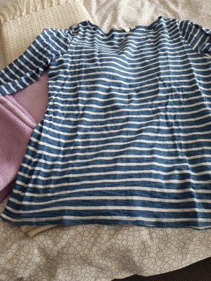 H&M L.O.G.G. Camisa de rayas blanco-azul