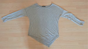 Decay Women Knitted Jumper light grey viscose