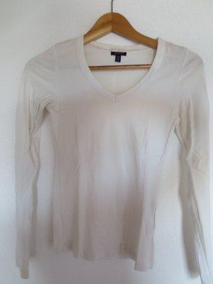Langarm Shirt Gant, weiß, Gr. 36