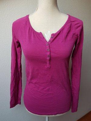 Long Shirt purple cotton
