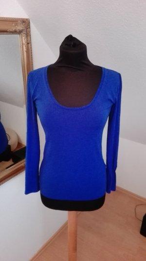 Langarm Shirt Marc Cain 36 blau