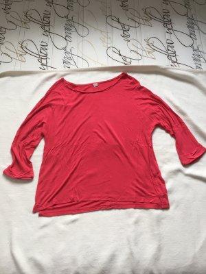 Langarm Shirt mit Knöpfen am Rücken