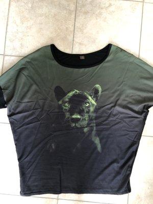 Langarm-Shirt S. Oliver Selection - Gr. 44 - oversize