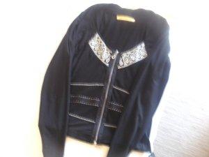 Langarm Shirt schwarz Marke Biba