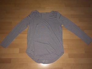 Langarm Shirt Vero Moda grau in Größe L