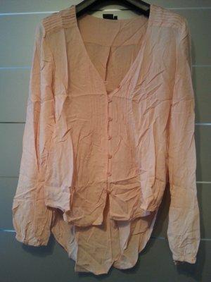 Langarm Shirt von Body Flirt, Größe 34, rosa