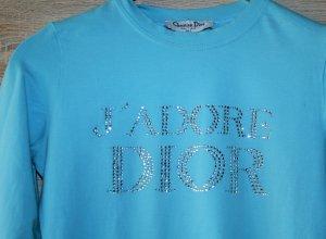 Langarm-Shirt von Dior - Boutique Gr. 36