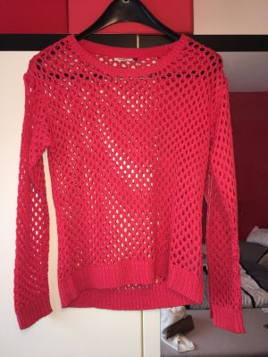 Langarm T-Shirt Only pink in Größe M