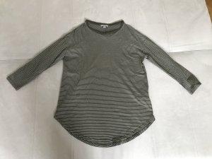 Langarm T-Shirt von COS mit Streifen