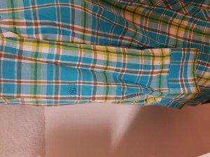 Blind Date Blusa azul celeste-verde pálido