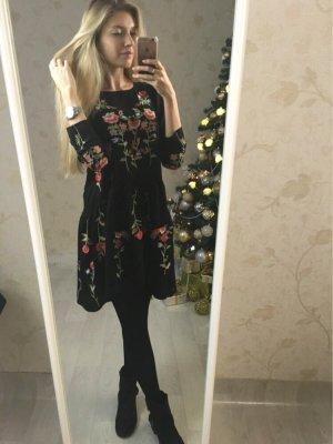 Dress multicolored