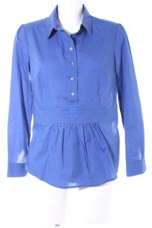 Long Sleeve Shirt blue business style