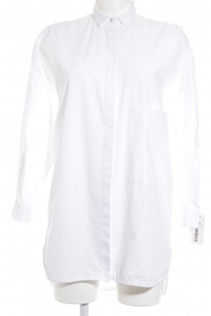 Long Sleeve Shirt white business style