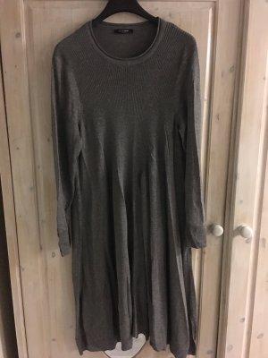 LC Waikiki Sweater Dress grey-dark grey