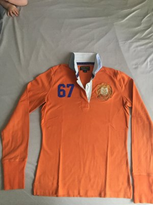 Polo Jeans Polo Shirt orange