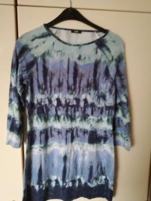 G.W. Shirt blue-neon blue