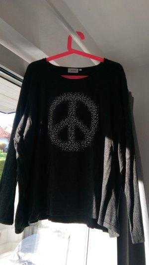 Canda Oversized Sweater anthracite