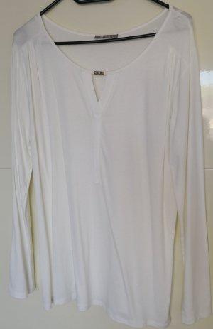 Langarmshirt, Gr. M, weiß, Orsay